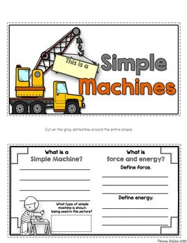 Simple Machines Tab-Its®
