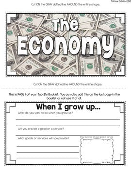The Economy Tab-Its®
