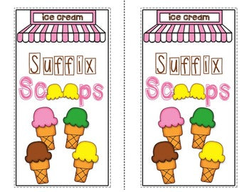 Suffixes Tab-Its® Scoops