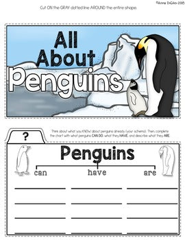Penguins Tab-Its