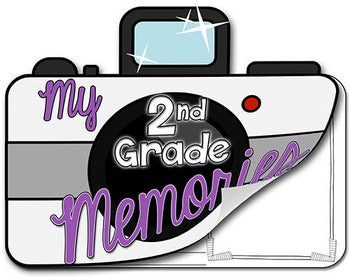 Memory Book | Distance Learning Added