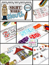 Sight Word Sleuth Tab-Its® (Free)