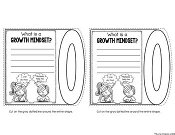 Growth Mindset Flip Flap Book® (Free) | Distance Learning