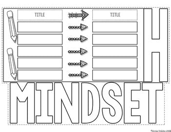 Growth Mindset Flip Flap Book® (Free)