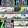 2nd Grade Guided Math Yearlong Curriculum