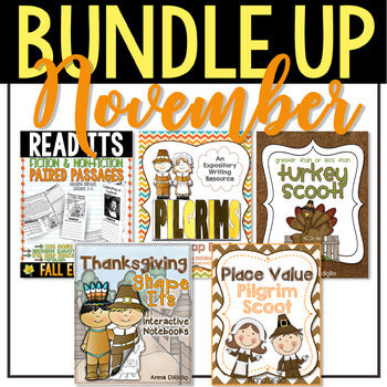 BUNDLE UP - November
