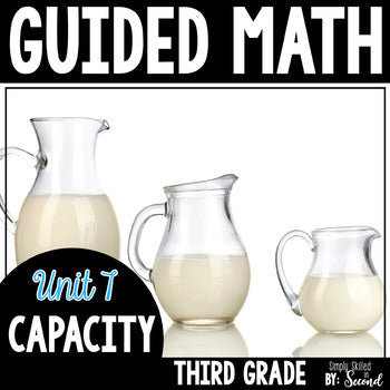 3rd Grade Guided Math Capacity