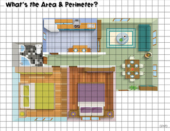 3rd Grade Guided Math Area and Perimeter
