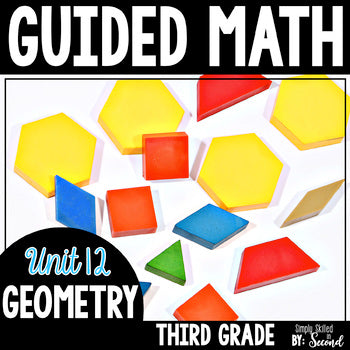 3rd Grade Guided Math Geometry