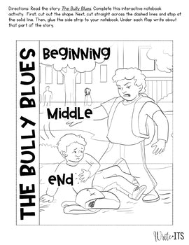 "Guided Reading Fiction Vol. 6 ""The Bully Blues"""