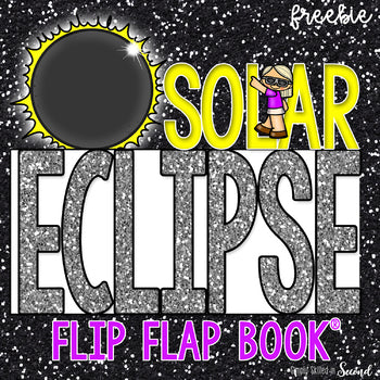 Solar Eclipse Flip Flap Book® (Free)