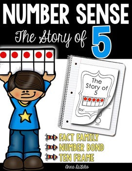 Number Sense Story of 5