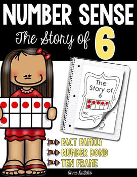 Number Sense Story of 6