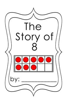 Number Sense Story of 8