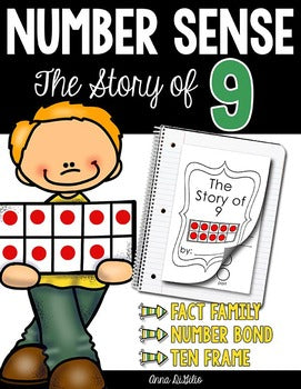 Number Sense Story of 9