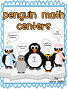 Basic Operations Penguin Math Stations