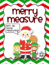 Merry Measure Holiday Measurement Unit (Free)