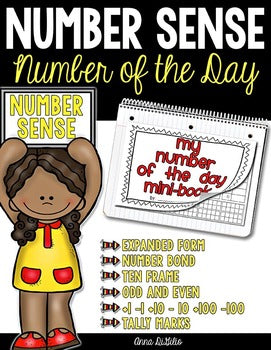 Number Sense Number of the Day