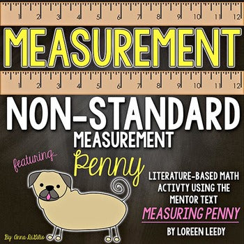 Measurement Non-Standard Math Unit