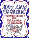Fifty States Flip Flap Book®