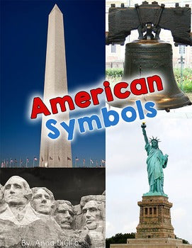US Symbols Craftivity