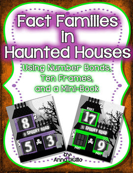 Fact Families Haunted Houses