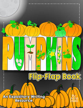 Pumpkins Flip Flap Book® | Distance Learning
