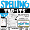 Spelling Tab-Its® Volume 2 | Distance Learning