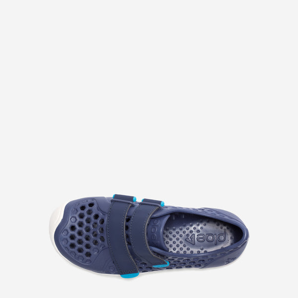 721b9aeab24d Mimo Crown Blue - PLAE Kids Shoes