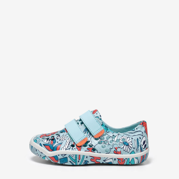 135ed897b4c8 Mimo Nucleus Blue Chill - PLAE Kids Shoes