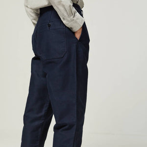 Herren Hose Work Trousers navy
