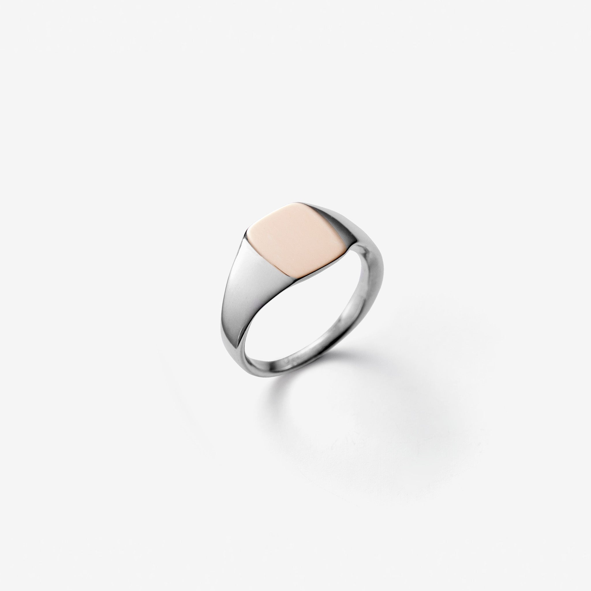 Ring Silver Signet