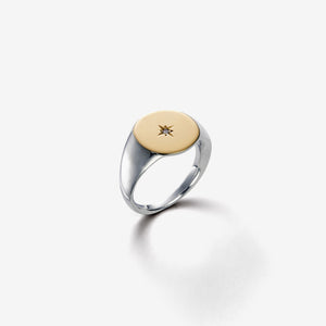 Ring Diamant Signet