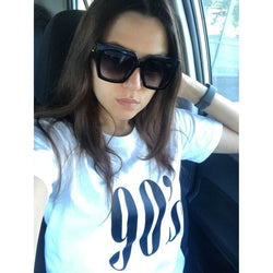 90's fashion women T shirt - SlickTouch