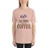 Life is scary without coffee - SlickTouch