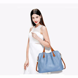 Briar Genuine women leather handbags - SlickTouch