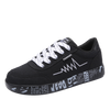 Graffiti Vulcanized Women Sneakers - SlickTouch
