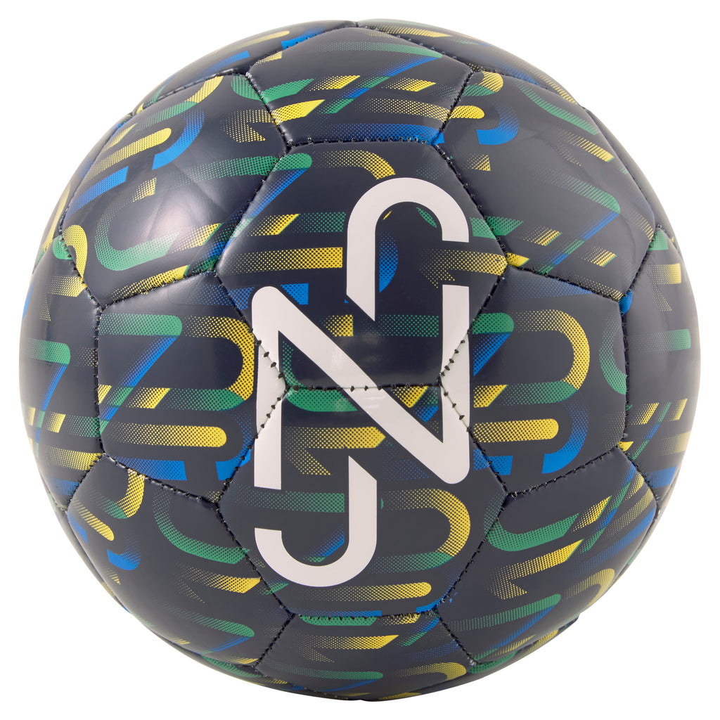 Neymar Jr. Graphic Mini ball Mini focilabda Peacoat-Dandelion
