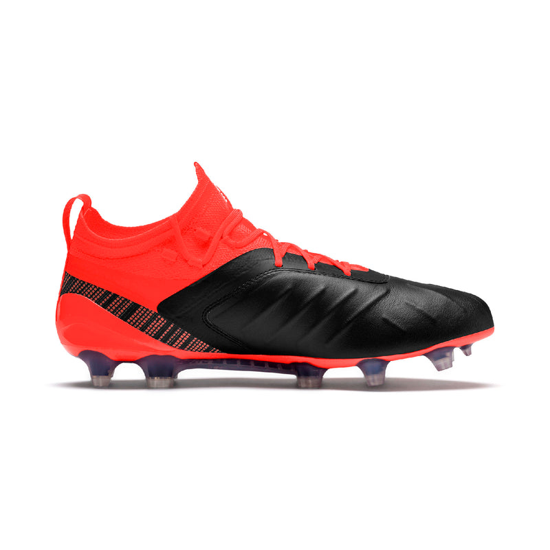 PUMA ONE 5.1 FG AG football cipő Puma Black-Nrgy Red-Puma Aged Silver - Teamsport & Lifestyle