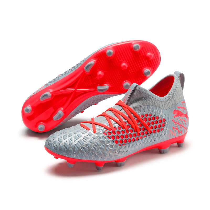 FUTURE 4.3 NETFIT FG AG football cipő Glacial Blue-Nrgy Redu - Teamsport & Lifestyle