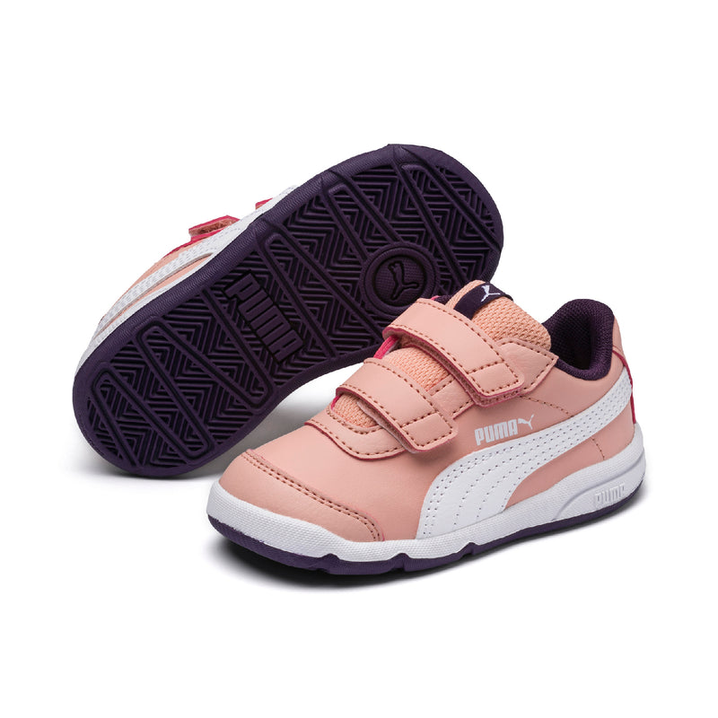 Stepfleex 2 SL V PS cipő Peach Bud-Puma White