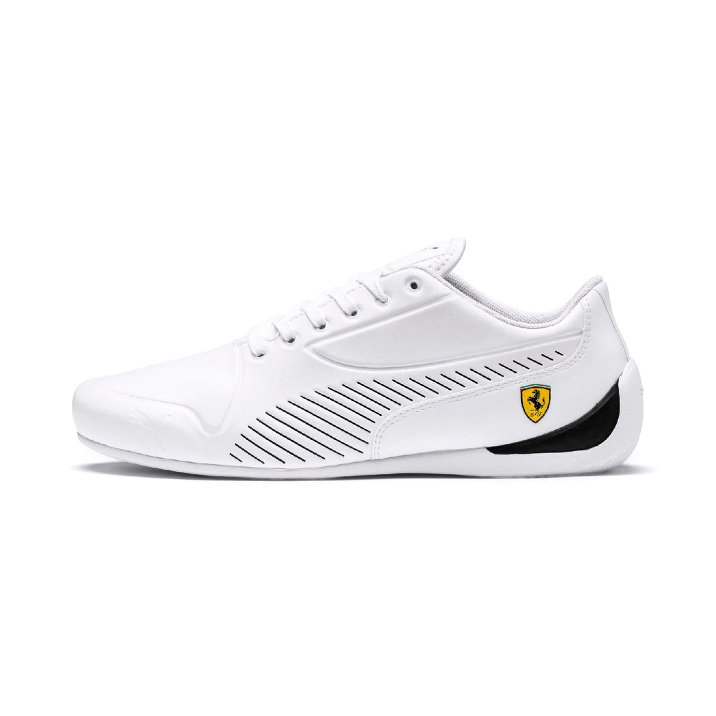 SF Drift Cat 7S Ultra Puma Ferrari cipő Puma White-Puma Black - Teamsport & Lifestyle