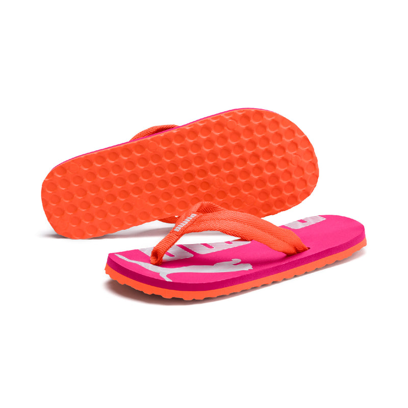 Epic Flip v2 Junior papucs Nasturtium-Fuchsia Purple - Teamsport & Lifestyle