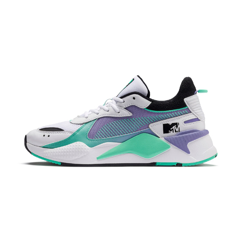 RS-X TRACKS MTV GDT BLAZE Puma White-Sweet Lavender