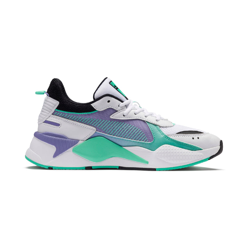 RS-X TRACKS MTV GDT BLAZE Puma White-Sweet Lavender - Teamsport & Lifestyle