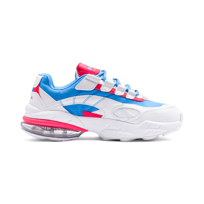 CELL Venom Shift 2 Wn női cipő Puma White-Blue Glimmer - Teamsport & Lifestyle
