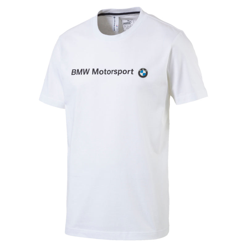 BMW MSP Logo póló Puma White - Teamsport & Lifestyle