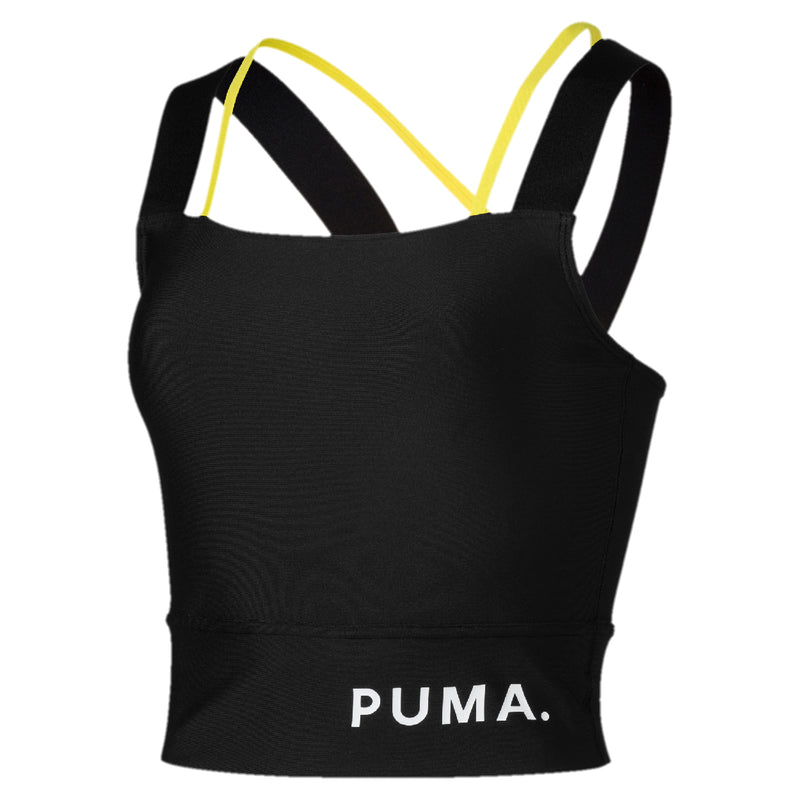 Chase Crop Top Puma Black