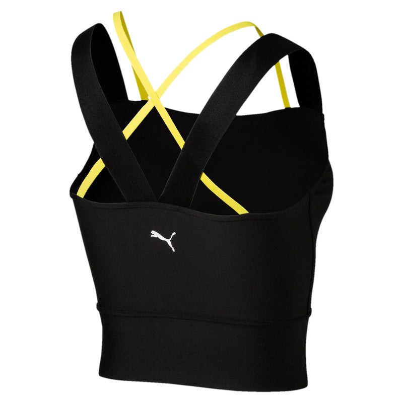 Chase Crop Top Puma Black - Teamsport & Lifestyle