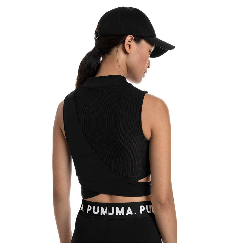 Chase Crossover Top Puma Black - Teamsport & Lifestyle